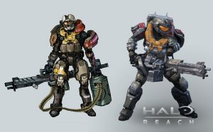 Halo Reach Photos