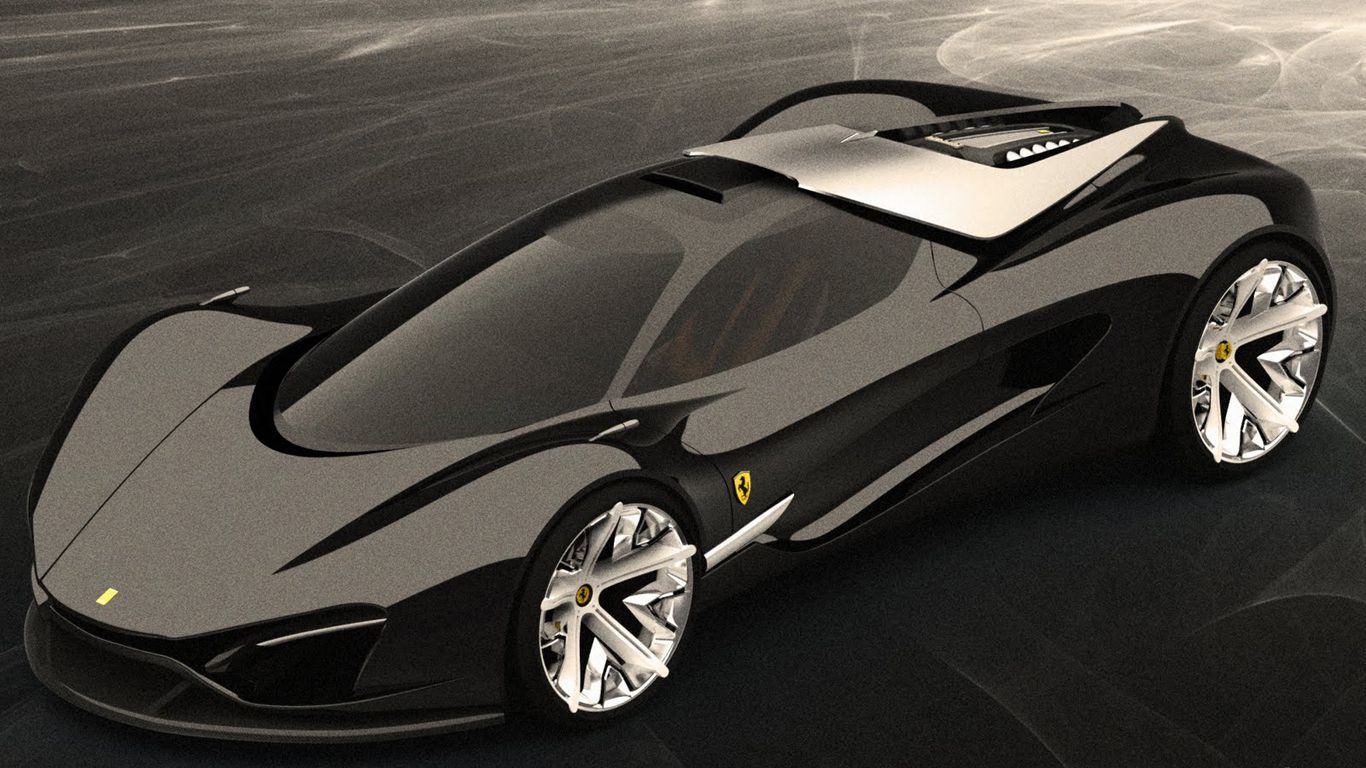 Hd Cars Wallpapers 1366x768