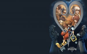 Kingdom Hearts Wallpaper HD
