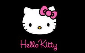 Hello Kitty Laptop Photos