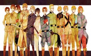 Hetalia Wallpaper HD