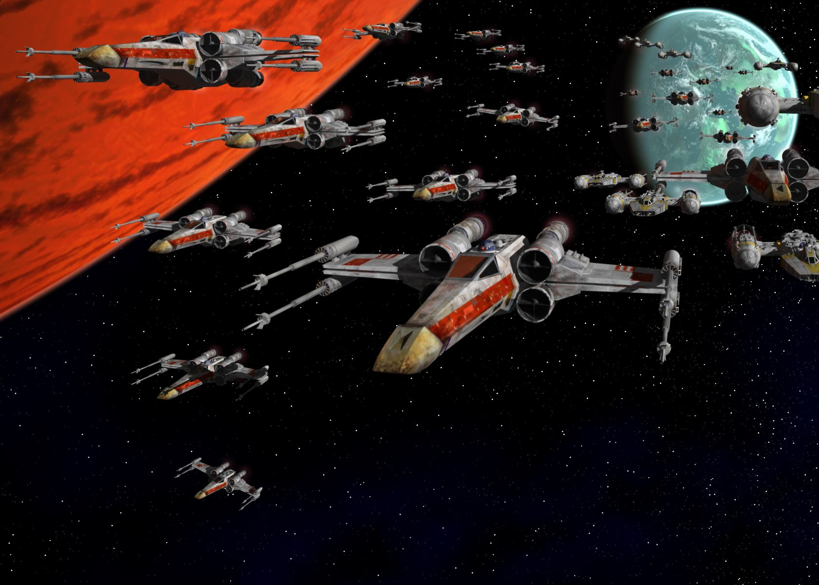 Pc Hi Res Star Wars Wallpapers Alexander Betho