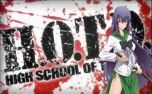 Image High School The Dead