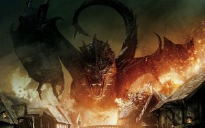 Hobbit Smaug Picture