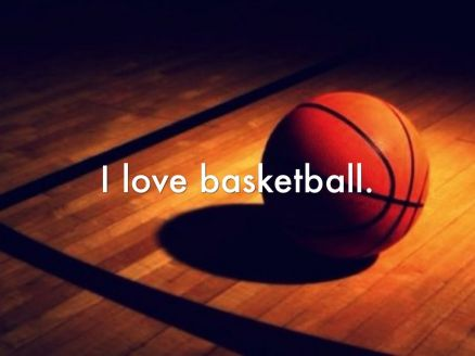 Pictures Of I Love Basketball