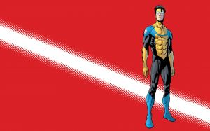 Invincible Comic Pictures