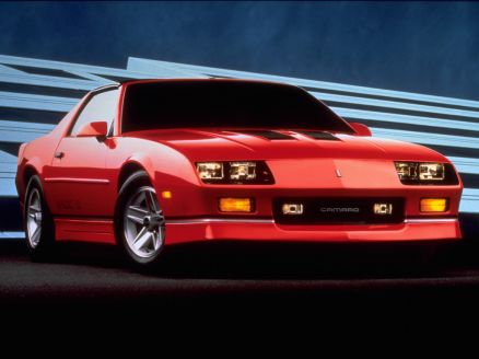 IROC-Z Wallpapers