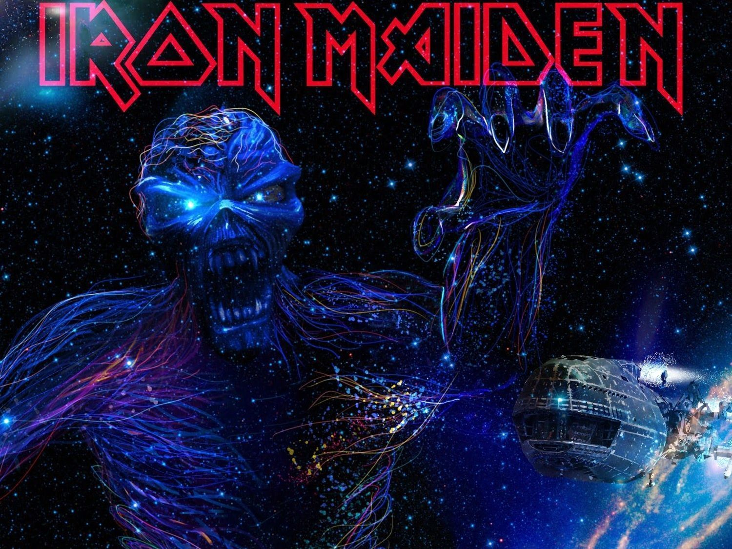 30 Iron Maiden Wallpaper By Eddy Cutts Freshwallpaperszone Com