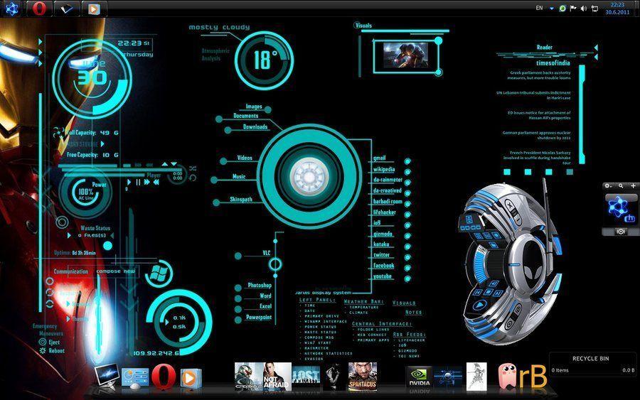 30+ Beautiful Iron Man Wallpapers HDQ