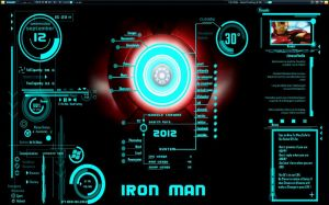 Iron Man Jarvis