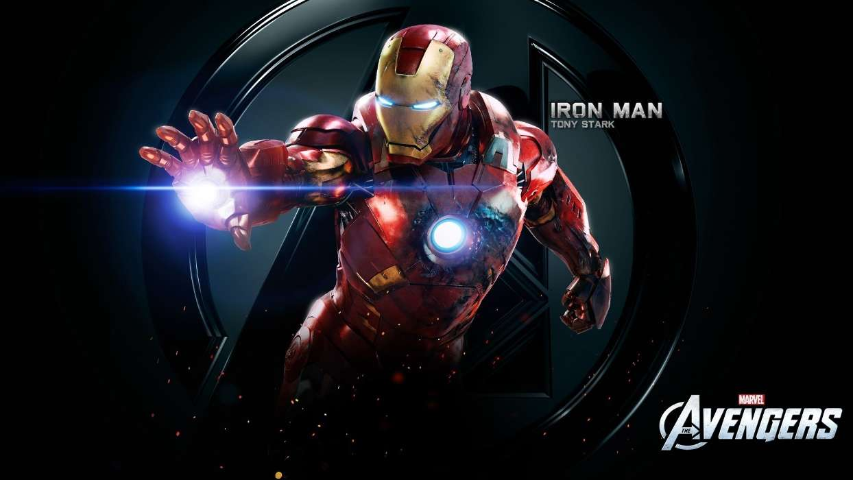 High Resolution Iron Man Hd Wallpaper For Mobile