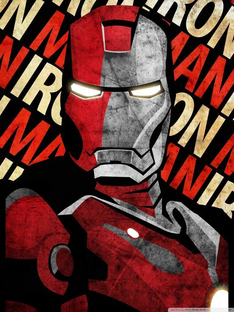 High Resolution Iron Man Mobile Wallpapers, Holly Croson