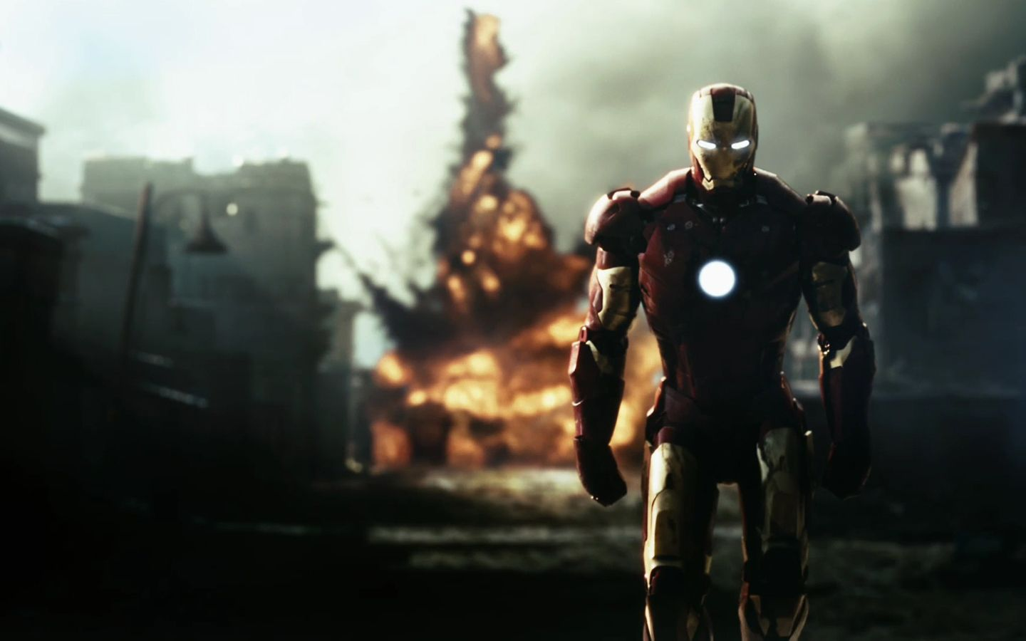 Iron Man Mobile High Quality Cover