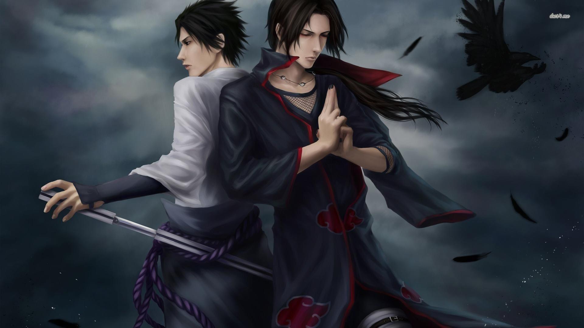 Hd Itachi Sasuke 4k Pics For Mobile