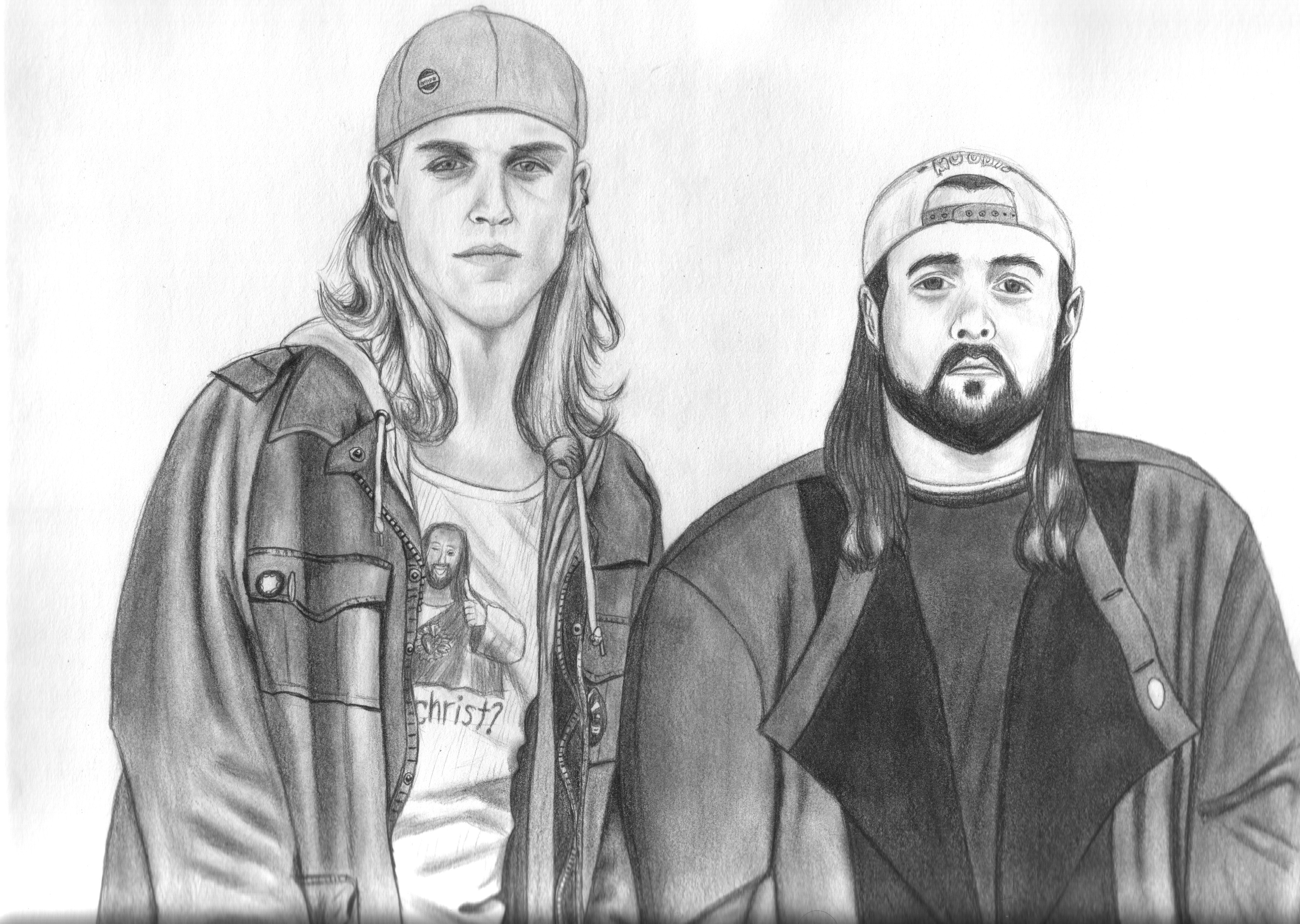 30 Creative Jay And Silent Bob Wallpapers In High Quality Aku Broddle