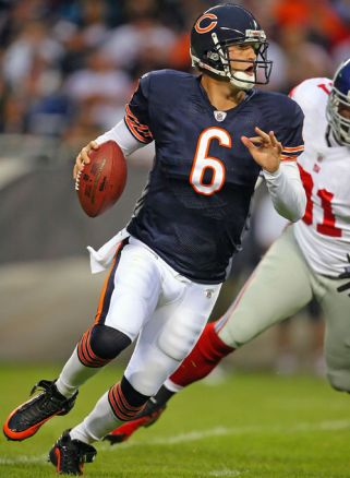 Image Jay Cutler Chicago Bears