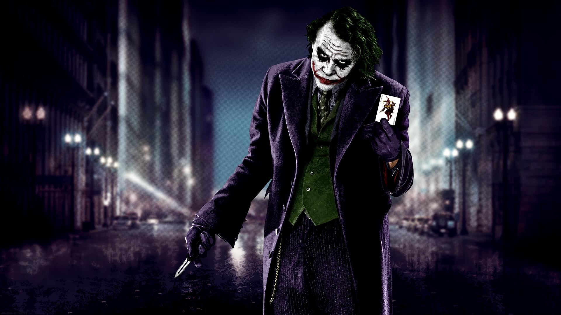 Pc Joker Wallpapers Conrad Buttwell