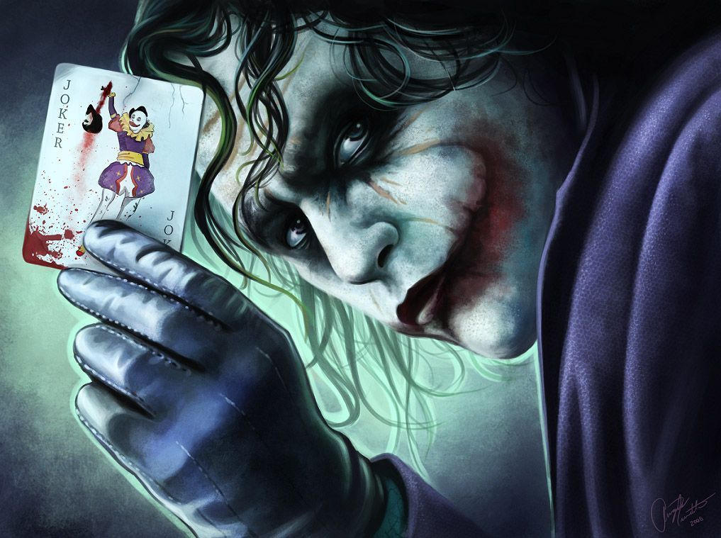 Hd Joker Why So Serious 4k Pictures
