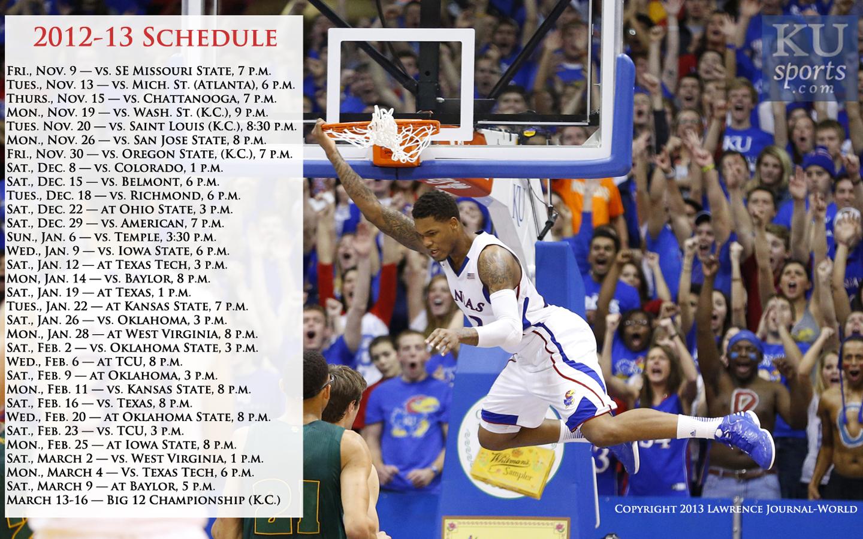 Preview Kansas Jayhawks Basketball Wallpapers By Donnachaidh Marflitt