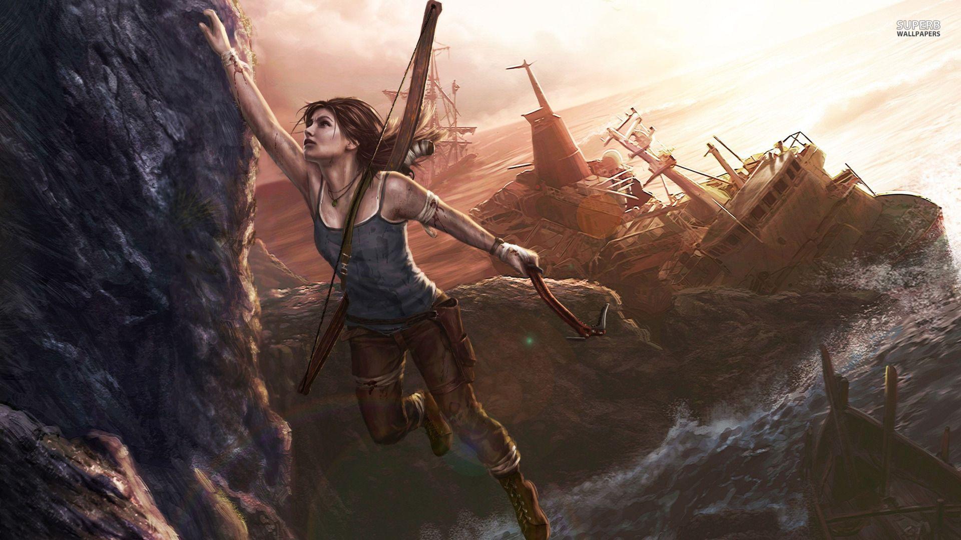 Lara Croft Tomb Raider Background Gallery 530293844