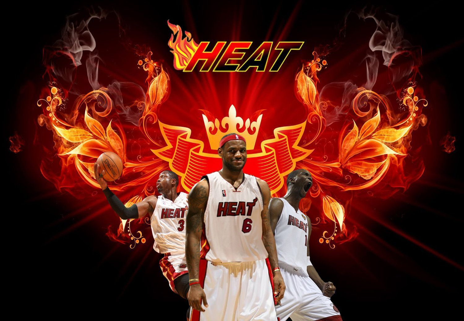 30 Image For Desktop Lebron James Miami Heat