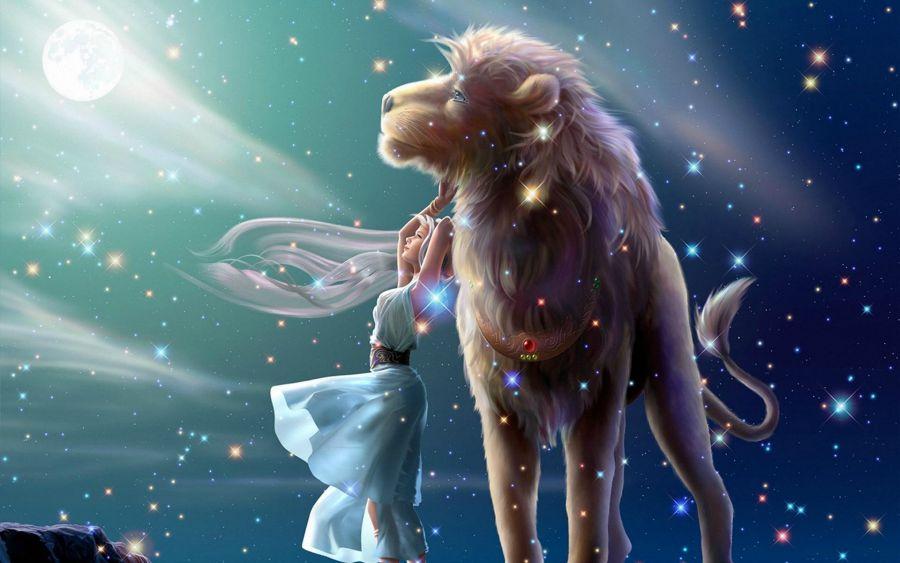 leo zodiac wallpaper 027