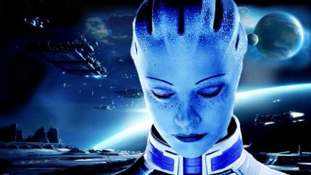 Pictures Of Liara T'Soni