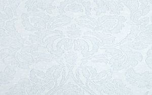 Light Blue Damask Wallpaper