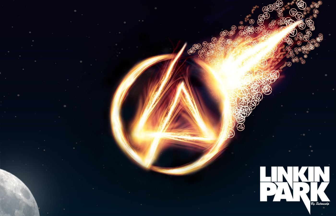 Linkin Park Logo 2016 Hdq Cover