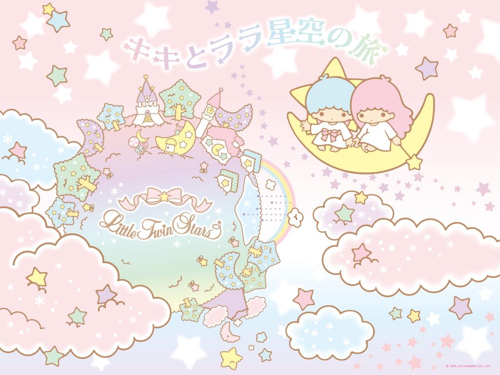 Hd Quality Little Twin Stars Fine Little Twin Stars Wallpapers