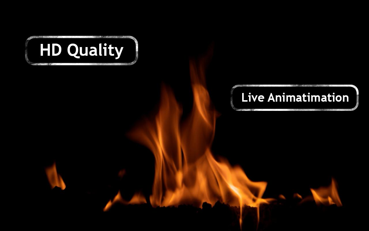 HD Live Fireplace 4k Photos for Android