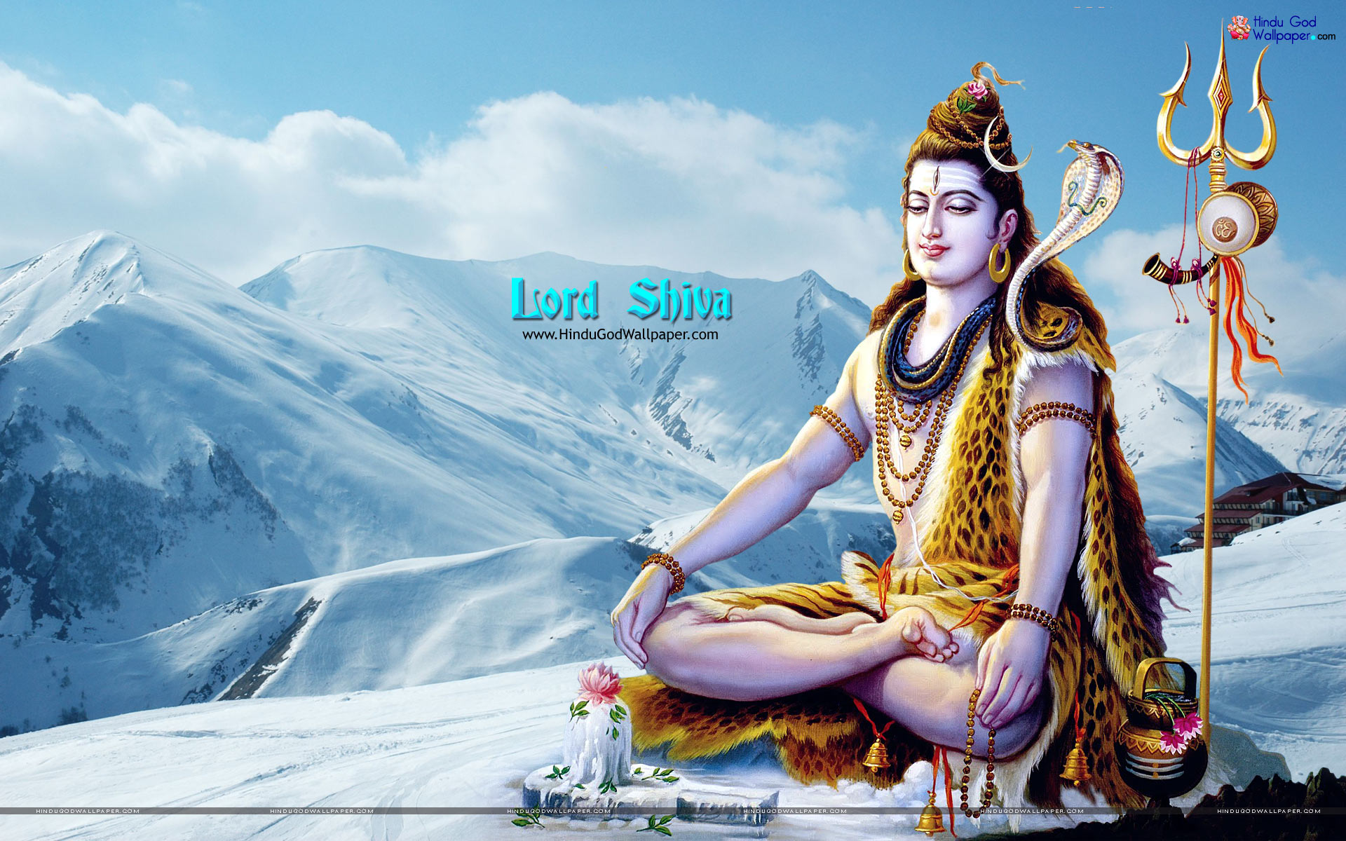 30 Backgrounds In High Quality Lord Shiva By Lyndon Maymand
