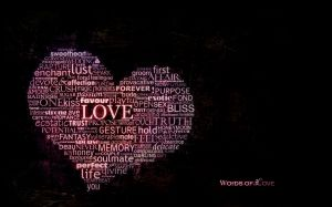 Image Love Word