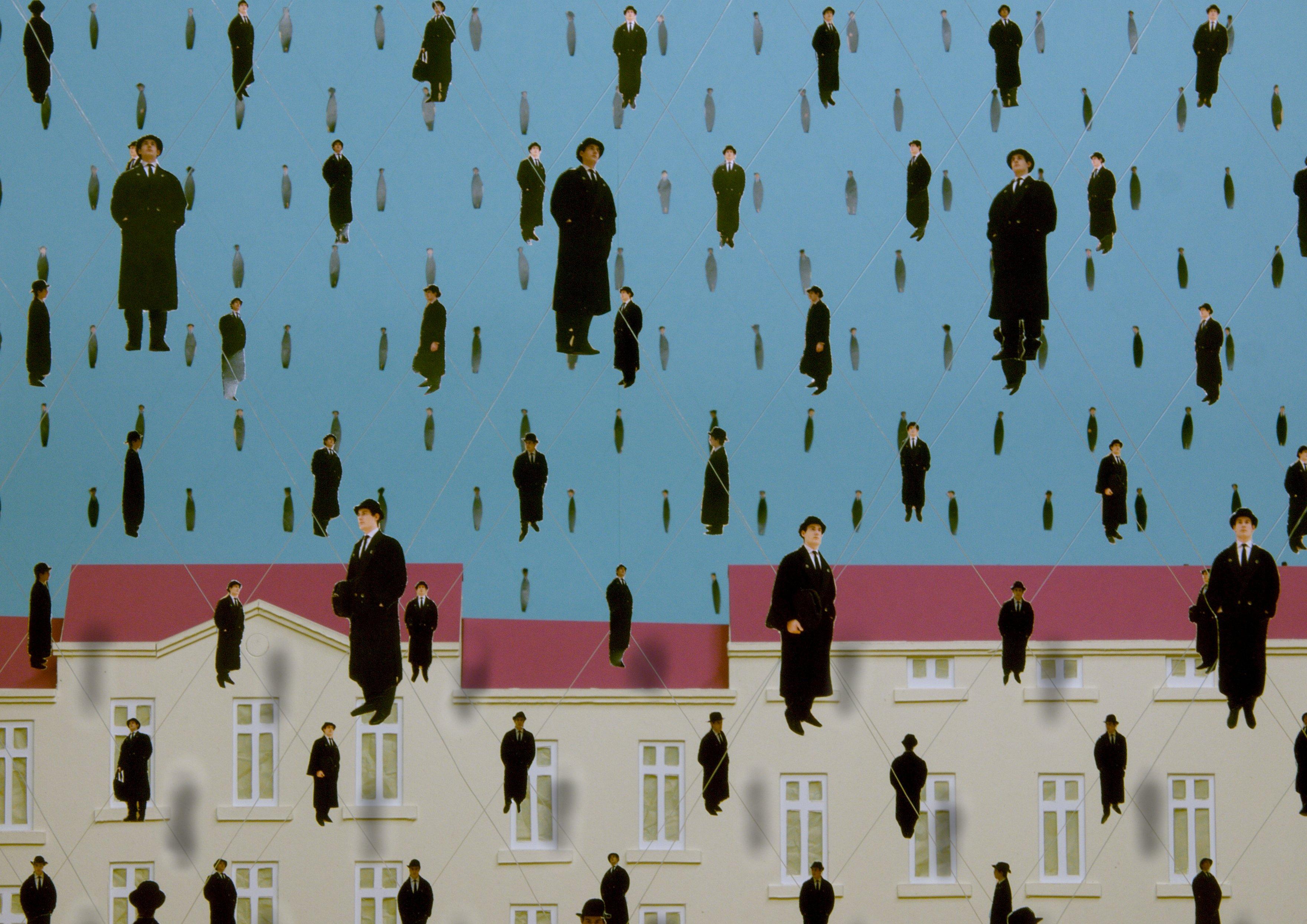 マグリット 壁紙 マグリット 光の帝国 壁紙 あなたのための最高の壁紙画像