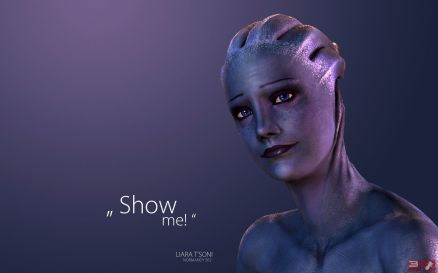 Pictures Of Mass Effect Liara