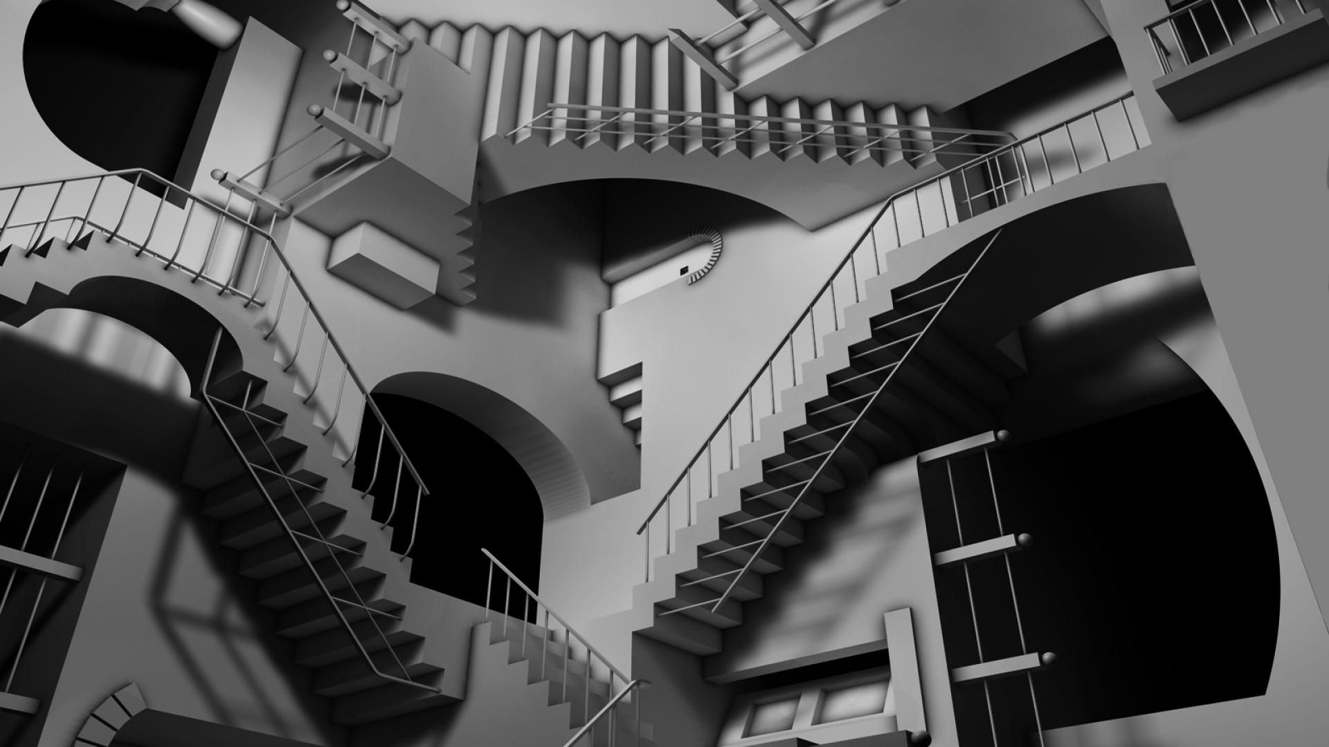 61 Best M C Escher Images In Mc Escher Free Photos