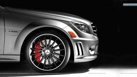 Mercedes Benz C63 AMG Wallpapers