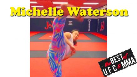Michelle Waterson Wallpapers