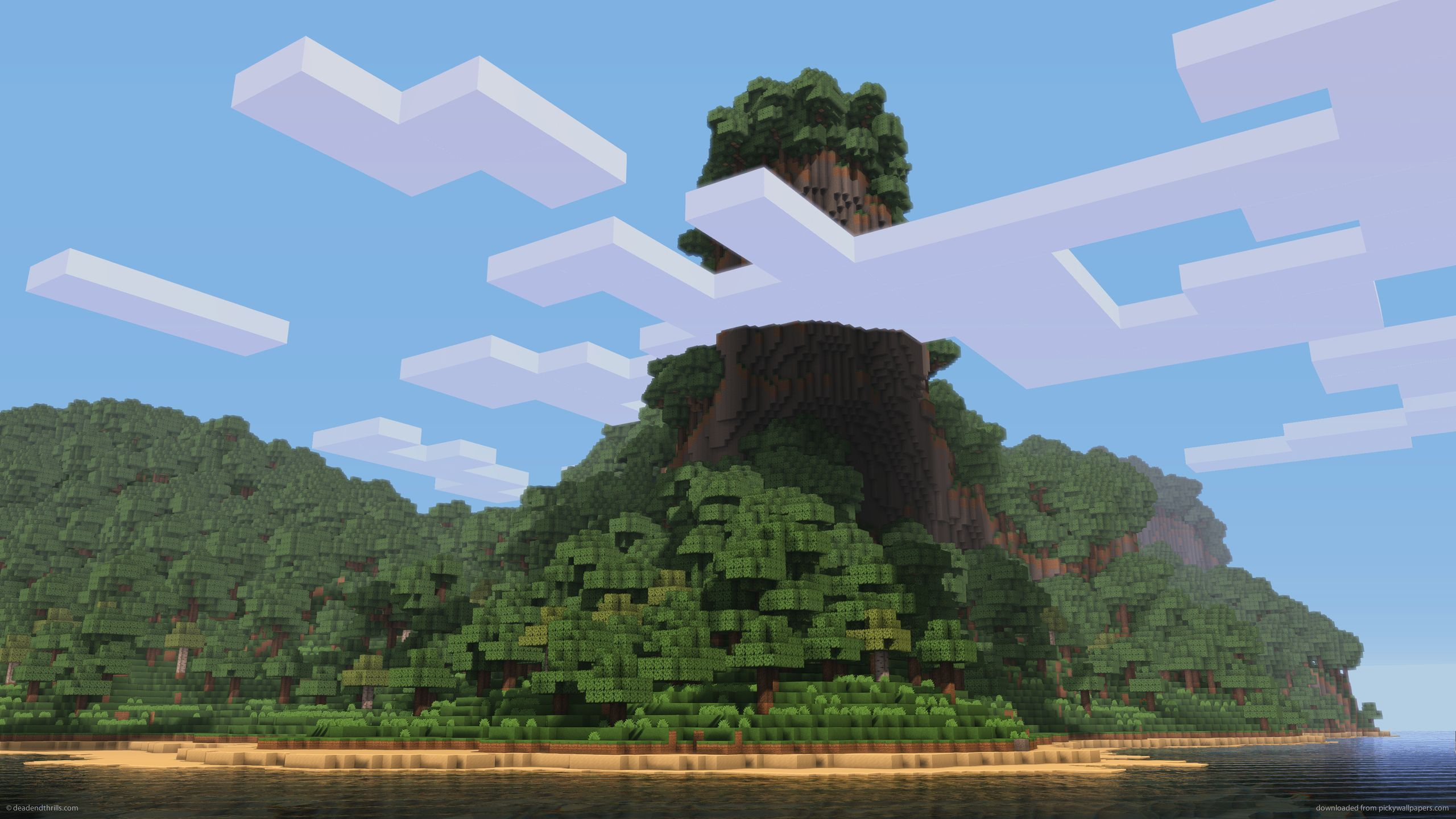 Pc Minecraft Wallpapers Boyka Jepperson