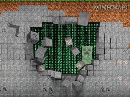 Minecraft Website