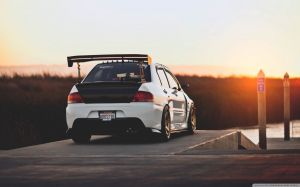 Pictures Of Mitsubishi Evo
