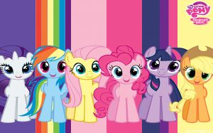 My Little Pony Film Wallpapers