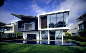 Pictures Of Modern House