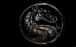 Mortal Kombat Logo Wallpaper HD