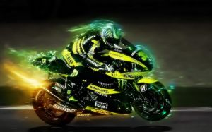 Wallpaper Motorcycle Racing