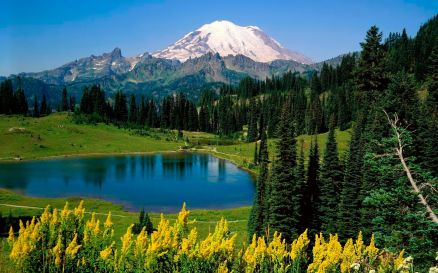 Mountain Scenery Pictures