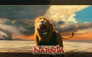 Narnia Lion Picture