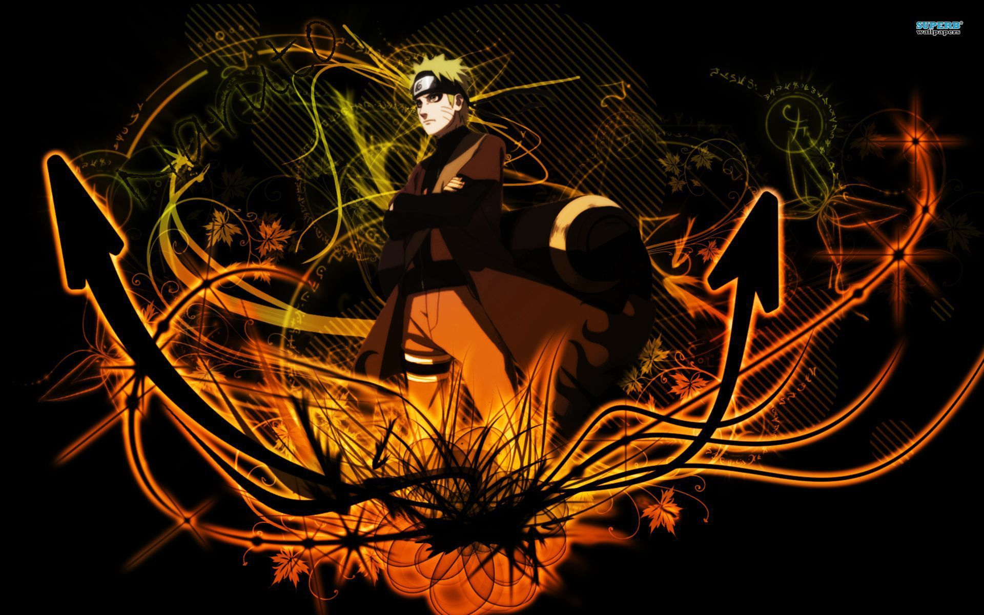 30+ Naruto Backgrounds, HQ, Marduk Barrand
