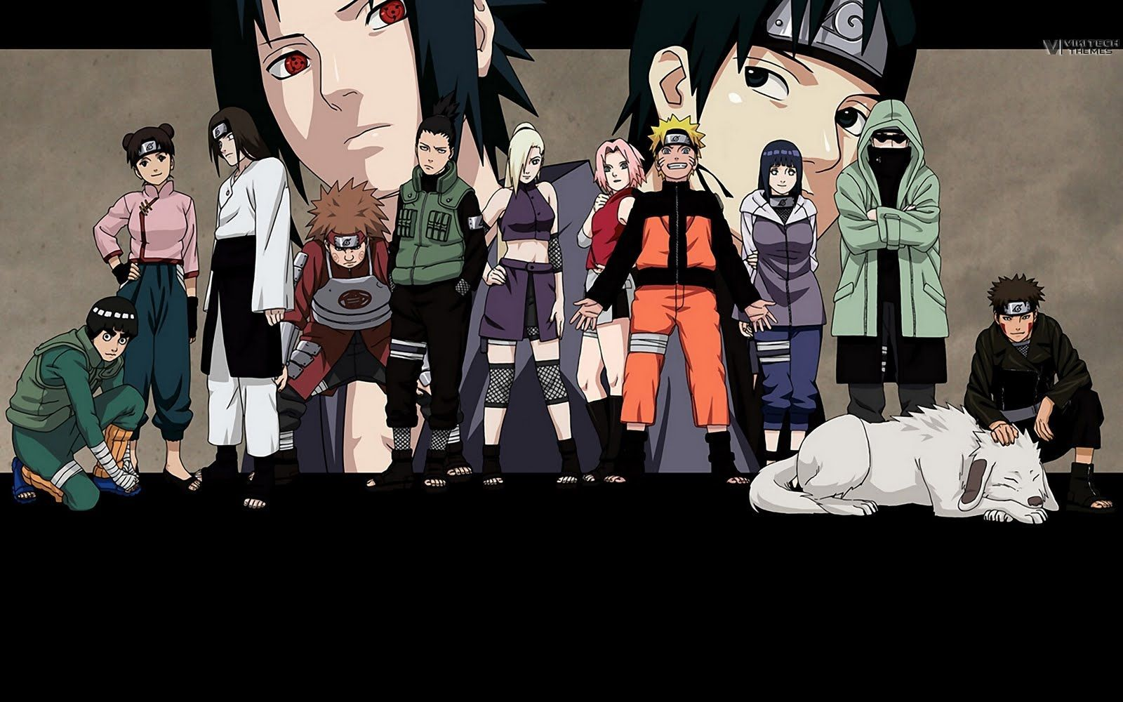 Stunning Naruto Shippuden Backgrounds