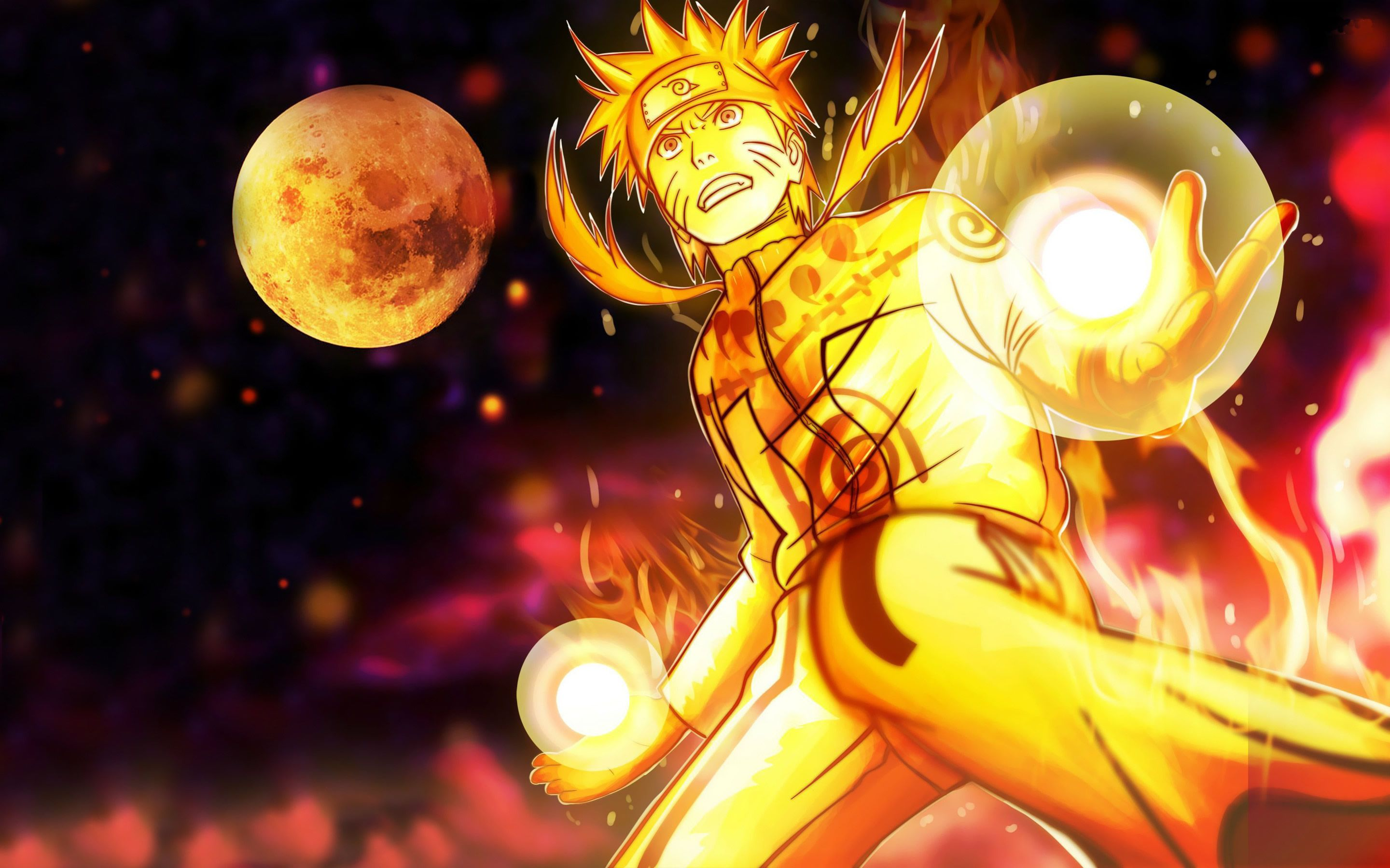 15 High Resolution Naruto Wallpapers Maata Maleby